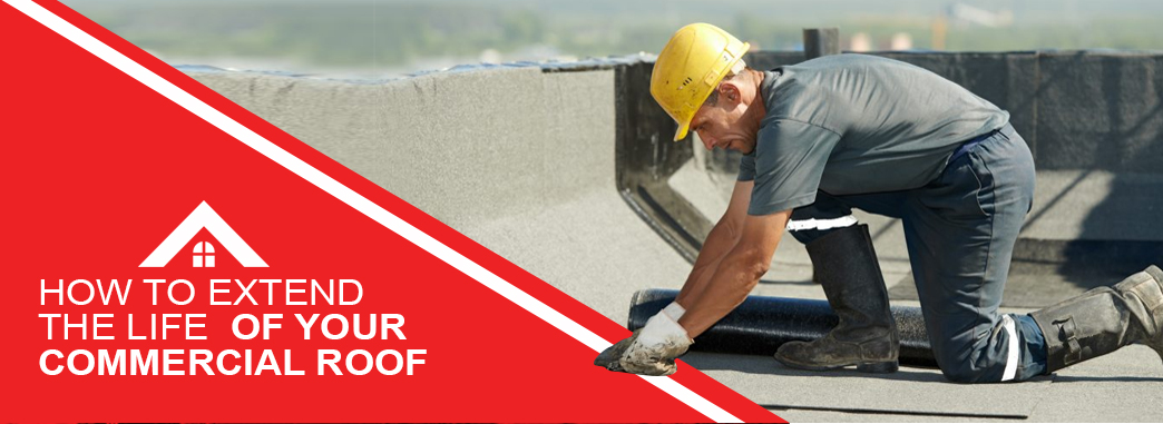 tips to maintain your commercial roof