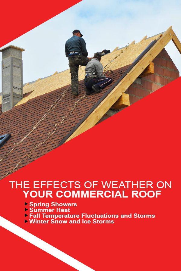 effects of weather on your commercialroof