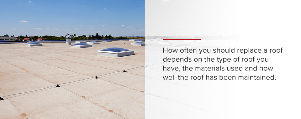 Considerations when repairing a roof