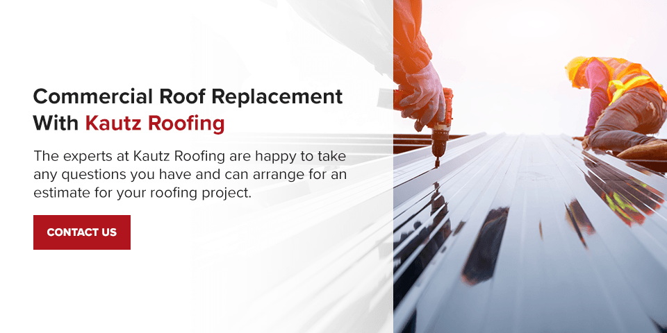 is it time to replace your commercial roof?