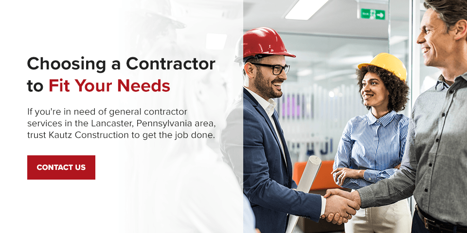 In Need Of A Specialty Contractor